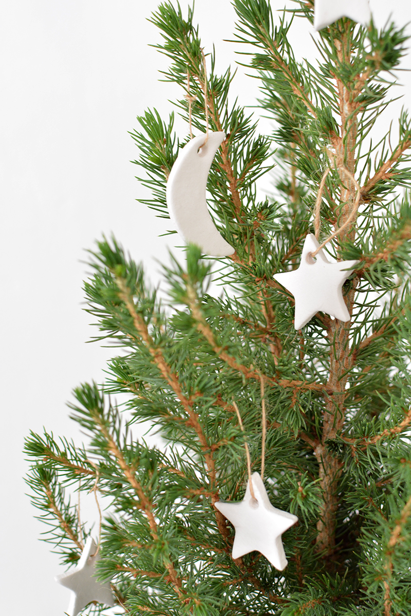 handmade scandinavian christmas decor