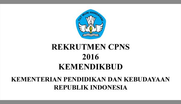 Resmi : Pendaftaran Dan Penerimaan CPNS 2017 Di Website Panselnas Menpan
