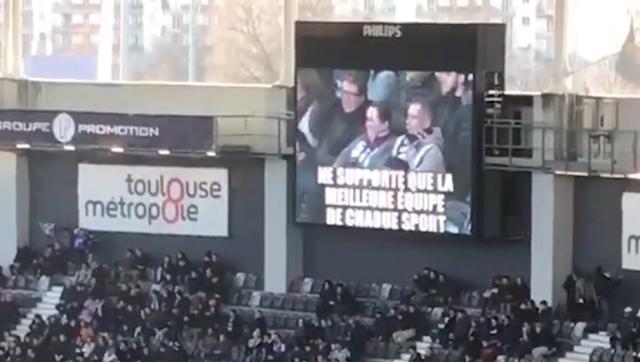 Quand Toulouse filme puis trolle les supporters du PSG