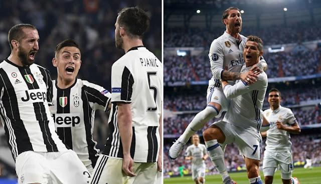 Real Madrid vs Juventus en vivo Final Champions League