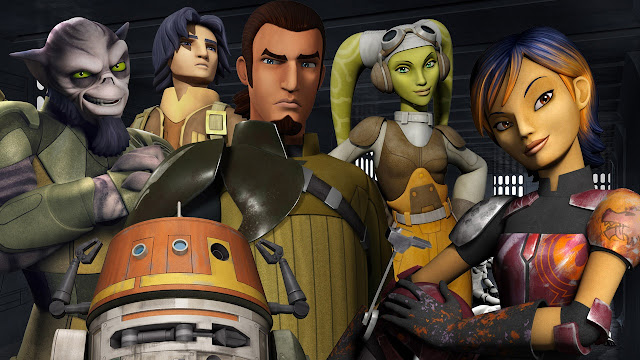 Star Wars Rebels HINDI Episodes