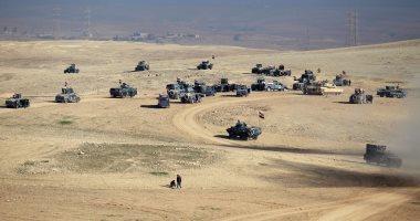 الجيش العراقي يستعيد قرية من داعش بالموصل