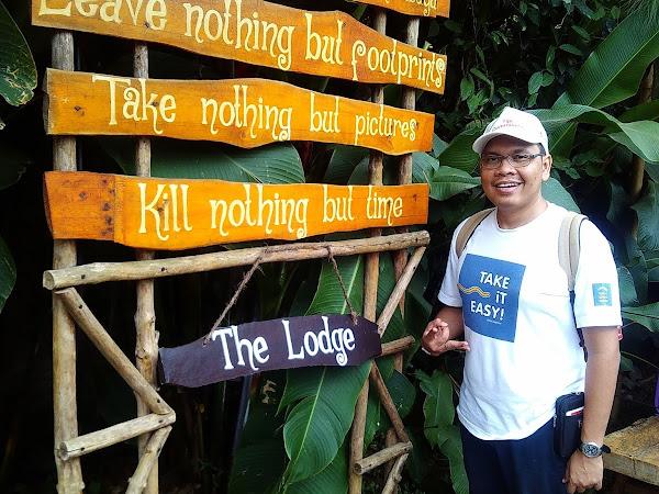 Wisata foto di The Lodge Maribaya Bandung