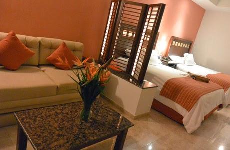 Riviera Maya, Playa del Carmen, hotel todo incluido