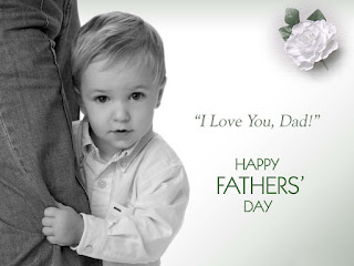 i love you dad message for father on father day image