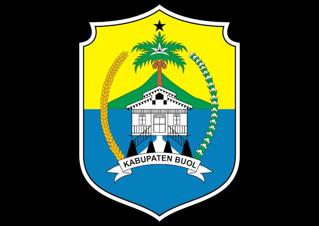 Logo Kabupaten Buol Vector
