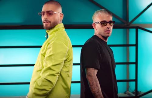 Feid & Maluma & Sky - Fresh Kerias