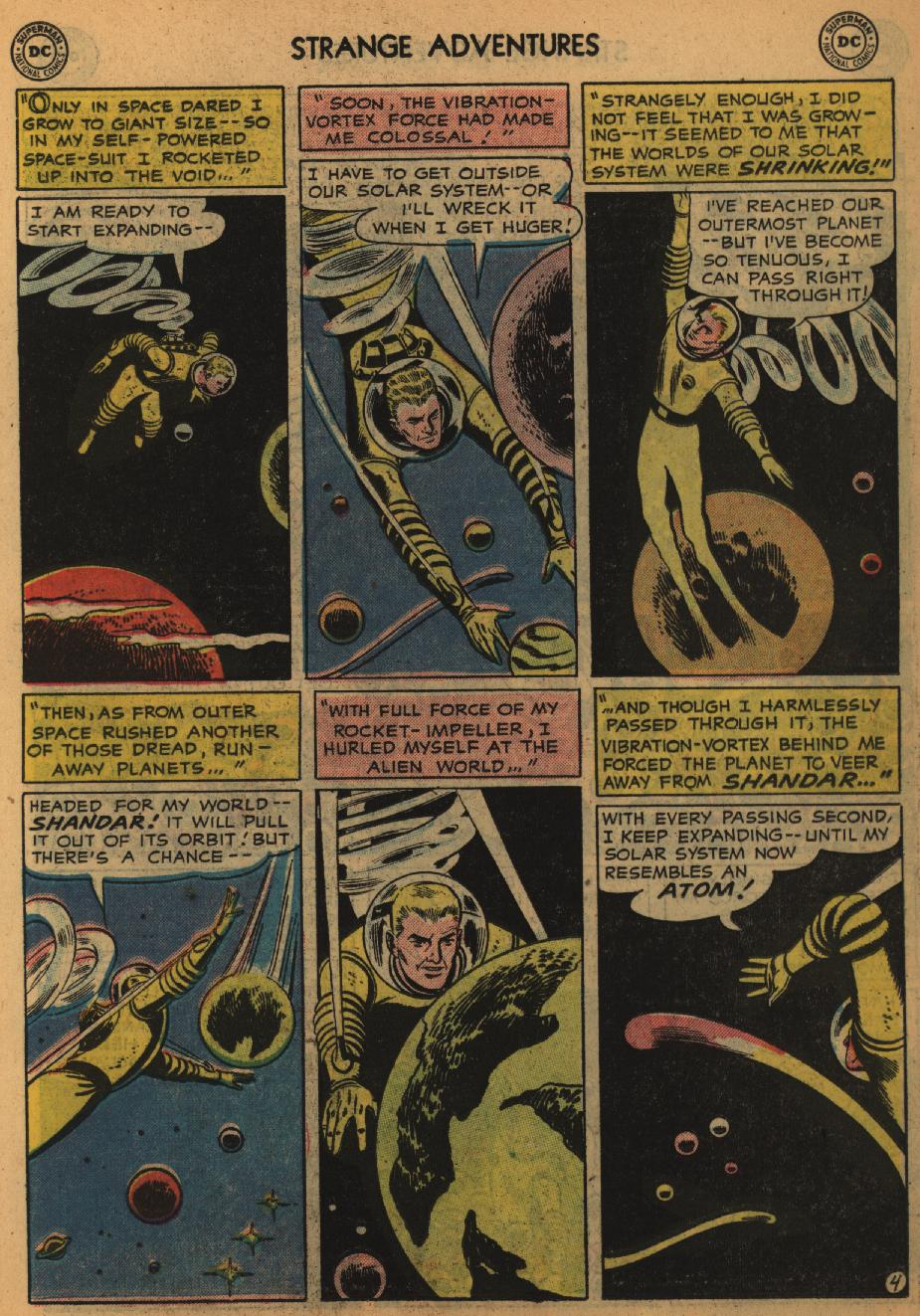 Strange Adventures (1950) issue 67 - Page 15