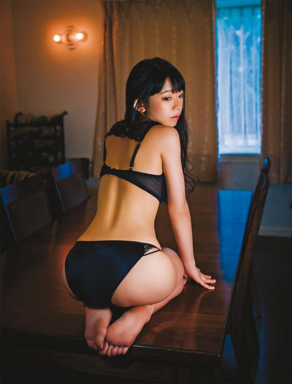 Nagasawa Marina 長澤茉里奈, Shukan SPA! 2017.08.01 (週刊スパ 2017年08月01日号)