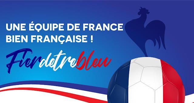 Équipe de France, Coupe du Monde FootBall 2018