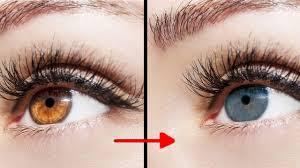 تطبيق خطير يقوم بتغيير لون العين لاي صورة ! Eye Color Studio