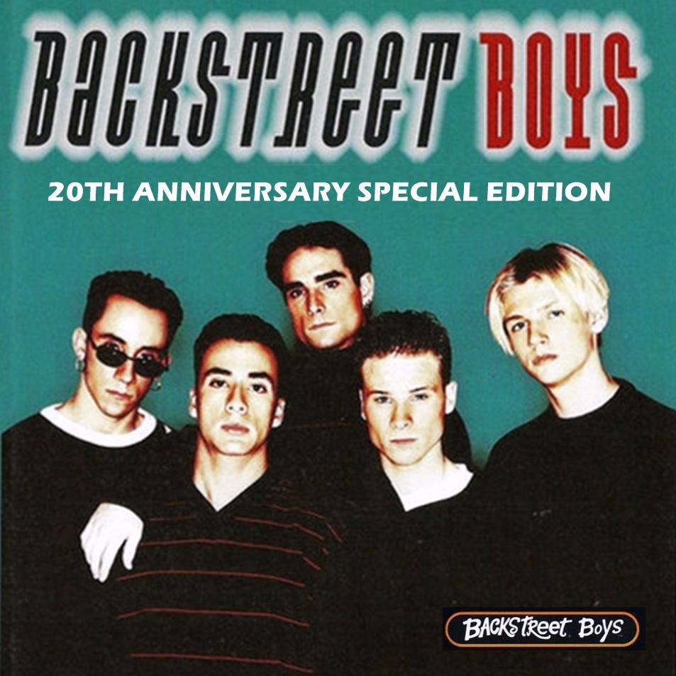 Mundo Dos Encartes / World Of Booklets: Backstreet Boys ...