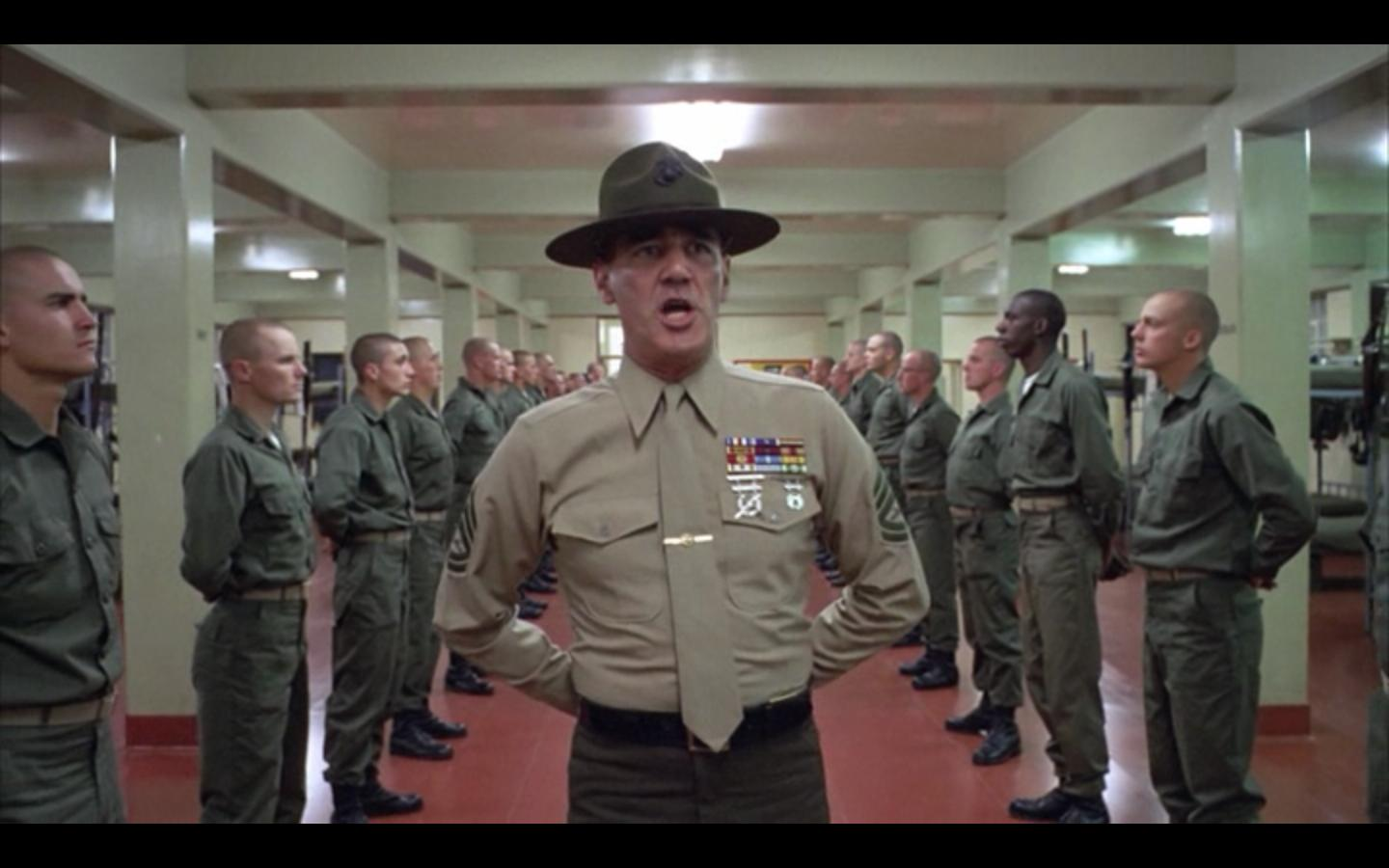 My Meaningful Movies Full Metal Jacket