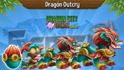 """Dragão """"Outcry"""" - Em breve!"""