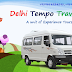 Cheapest Ac Deluxe Tempo Traveller on Rent in Delhi NCR