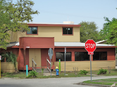 1722 California Street restaurant property in Montrose Houston Texas