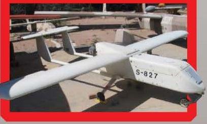 First Robot Drone  Name: Tadiran Mastiff III Year: 1973 Creator: Tadiran Electronic Industries