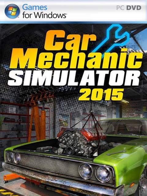 تحميل لعبة Car Mechanic Simulator 2015 مضغوطة برابط واحد مباشر كاملة مجانا