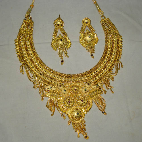 gold india jewelry