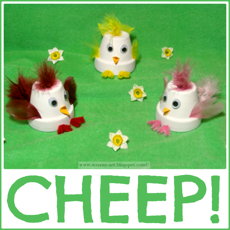 CHEEP!     wesens-art.blogspot.com