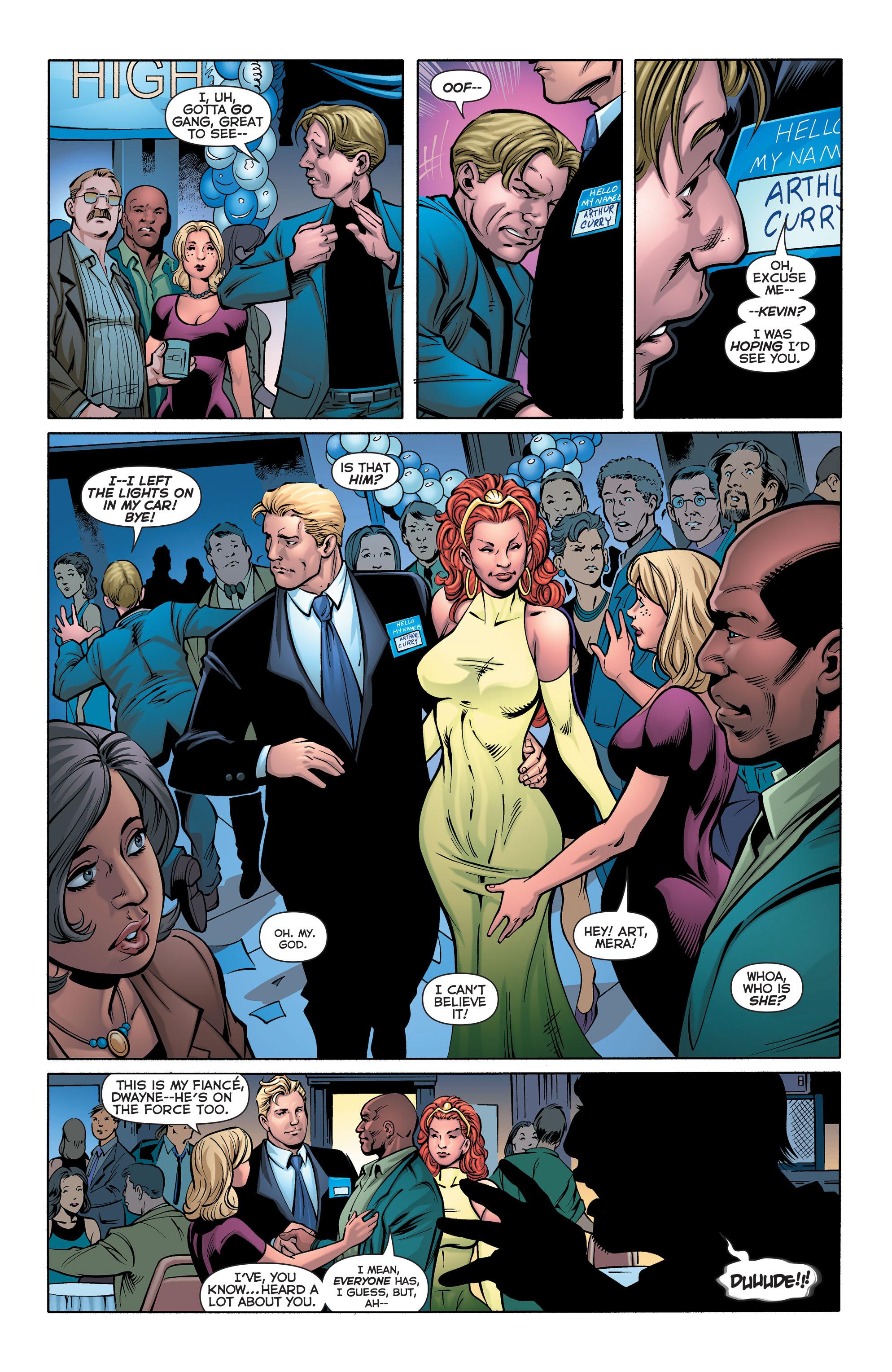 Read online Aquaman (2011) comic -  Issue #28 - 15