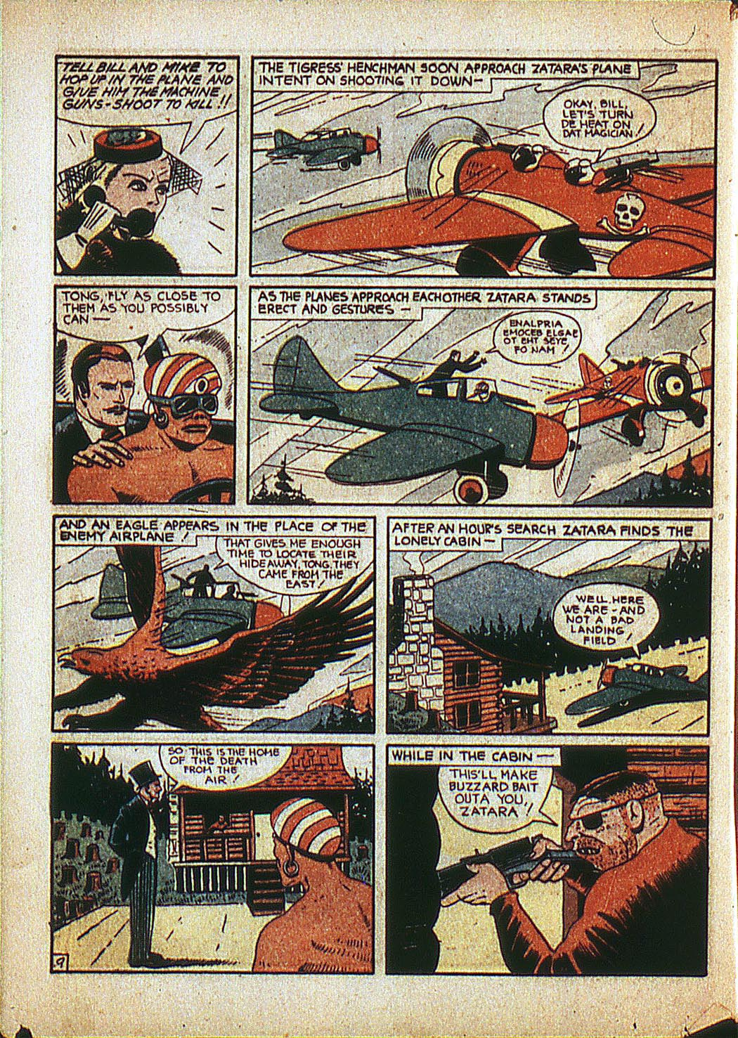 Read online Action Comics (1938) comic -  Issue #3 - 62