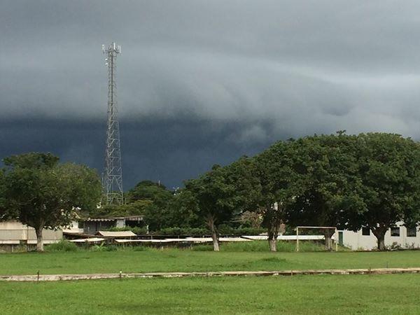 Nuvens, Raios e Tempestades | Climatologia