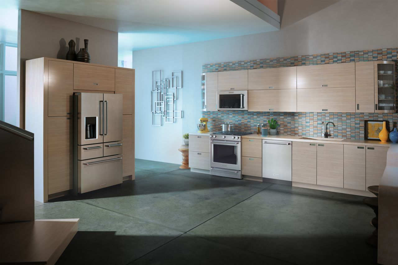 Transform Your Kitchen This Spring With Kitchenaid And Best