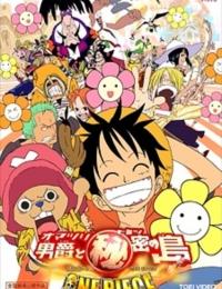 One Piece: Baron Omatsuri and the Secret Island
