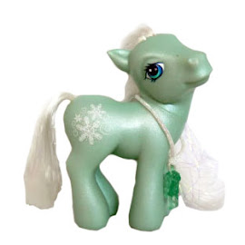 MLP Winter Snow Seasonal Celebration  G3 Pony