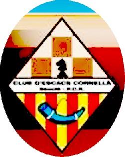 Emblema del Club de Ajedrez Cornellá
