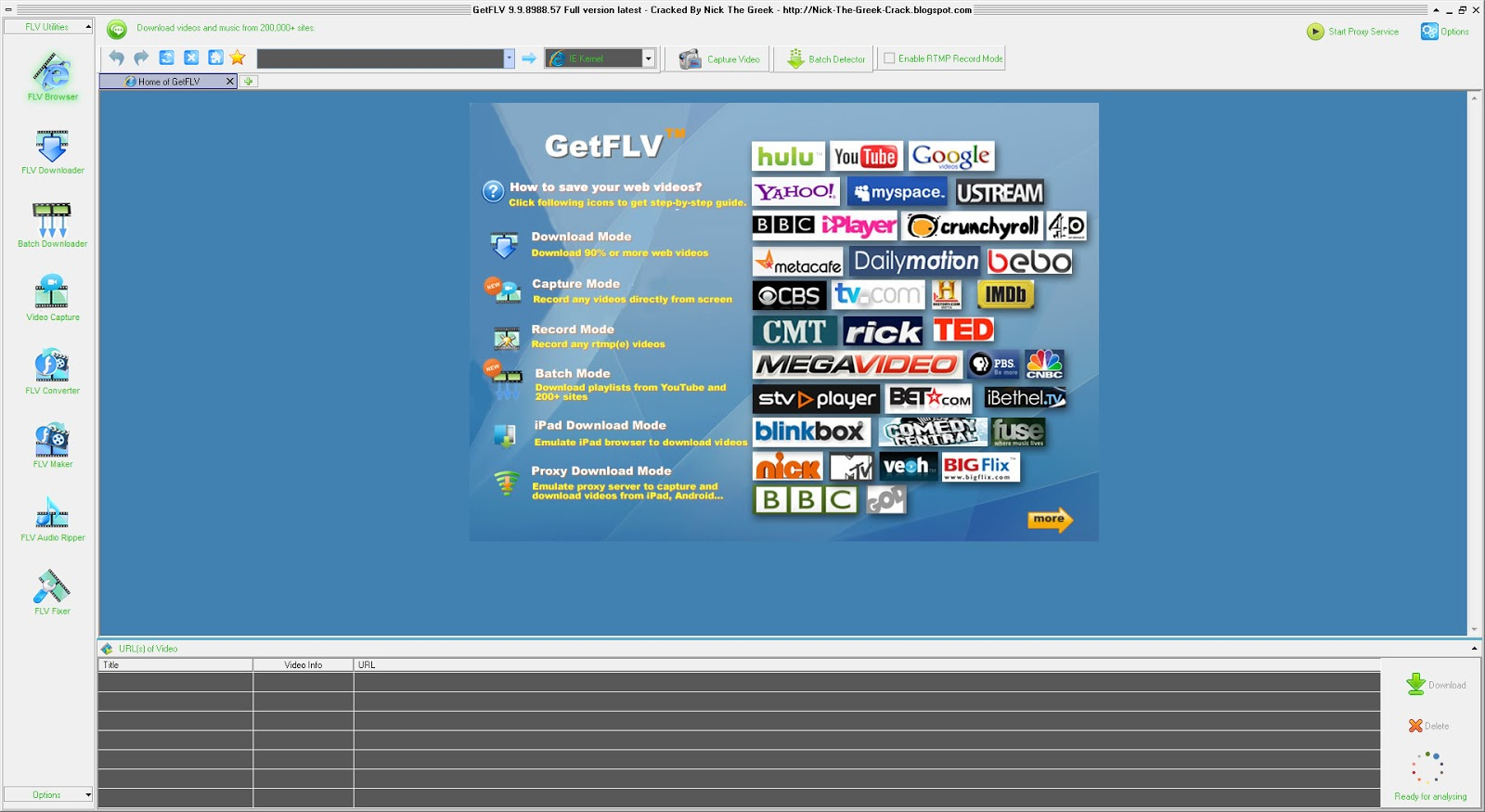 getflv register code free