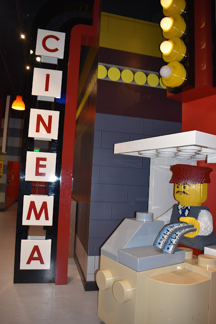 4d cinema legoland