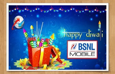 Image result for diwali bsnl