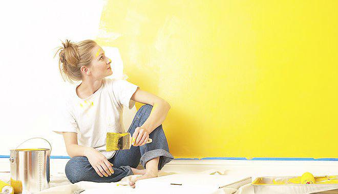 Pintar paredes da casa decora o f cil - Pintar facil paredes ...