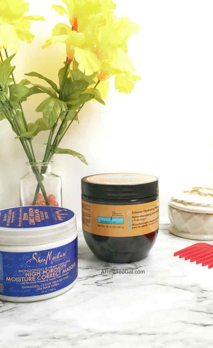 7 Hair Masks To Fix Your Dry Hair Issues | A Relaxed Gal: Beauty + Lifestyle