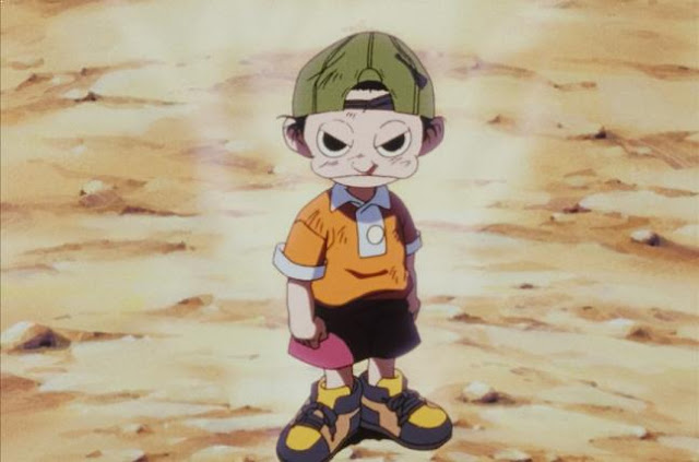 Fuusuke (Ninku) - Top Strongest Anime Character Who Wield Power of Wind/Air