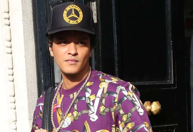 Bruno Mars, Mark Ronson Slapped With Copyright Lawsuit Over 'Uptown Funk'