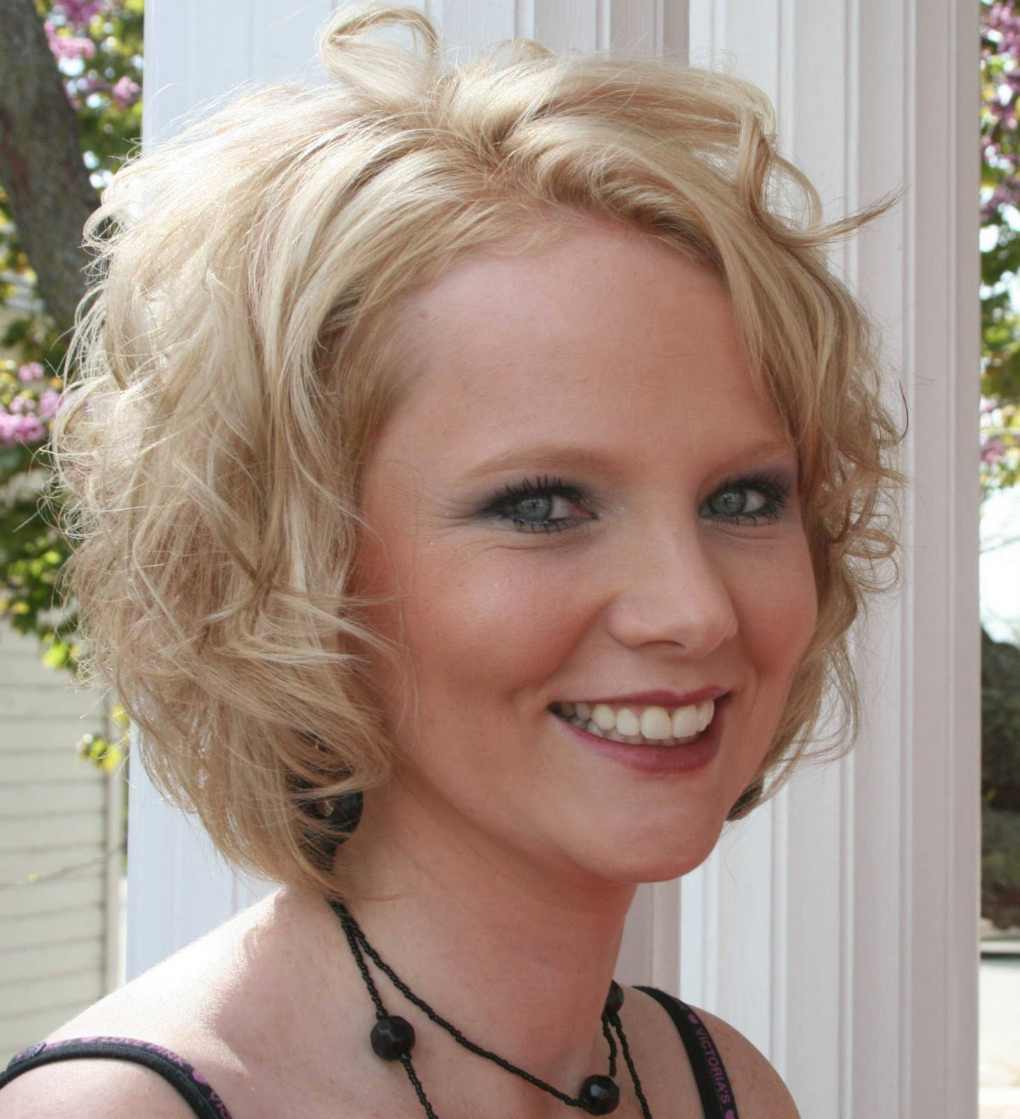 New Trendy Layered Bob Hairstyle Pictures ~ Curly Hairstyles
