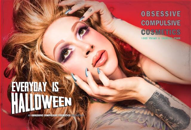 Obsessive Compulsive Cosmetics The Scream Queen