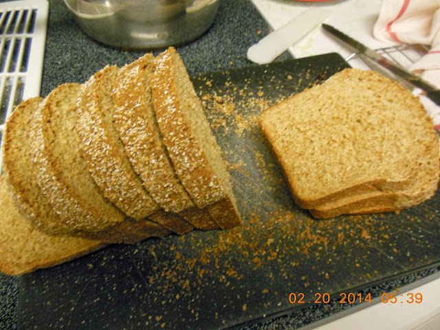 Whole Grain and Honey Bread, make two different loaves from one dough.