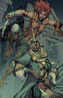 Pathfinder Volumen 3: Ciudad de Secretos