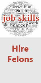 Felon with Many Skills Needs a Job