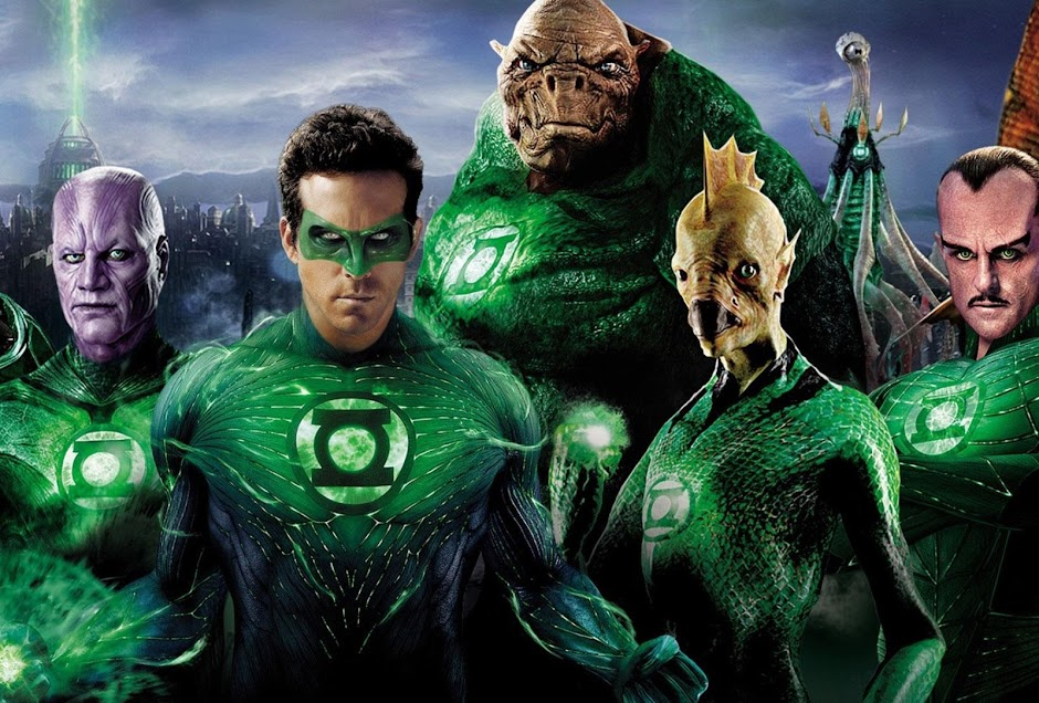 """Tropa dos Lanternas Verdes"""""""