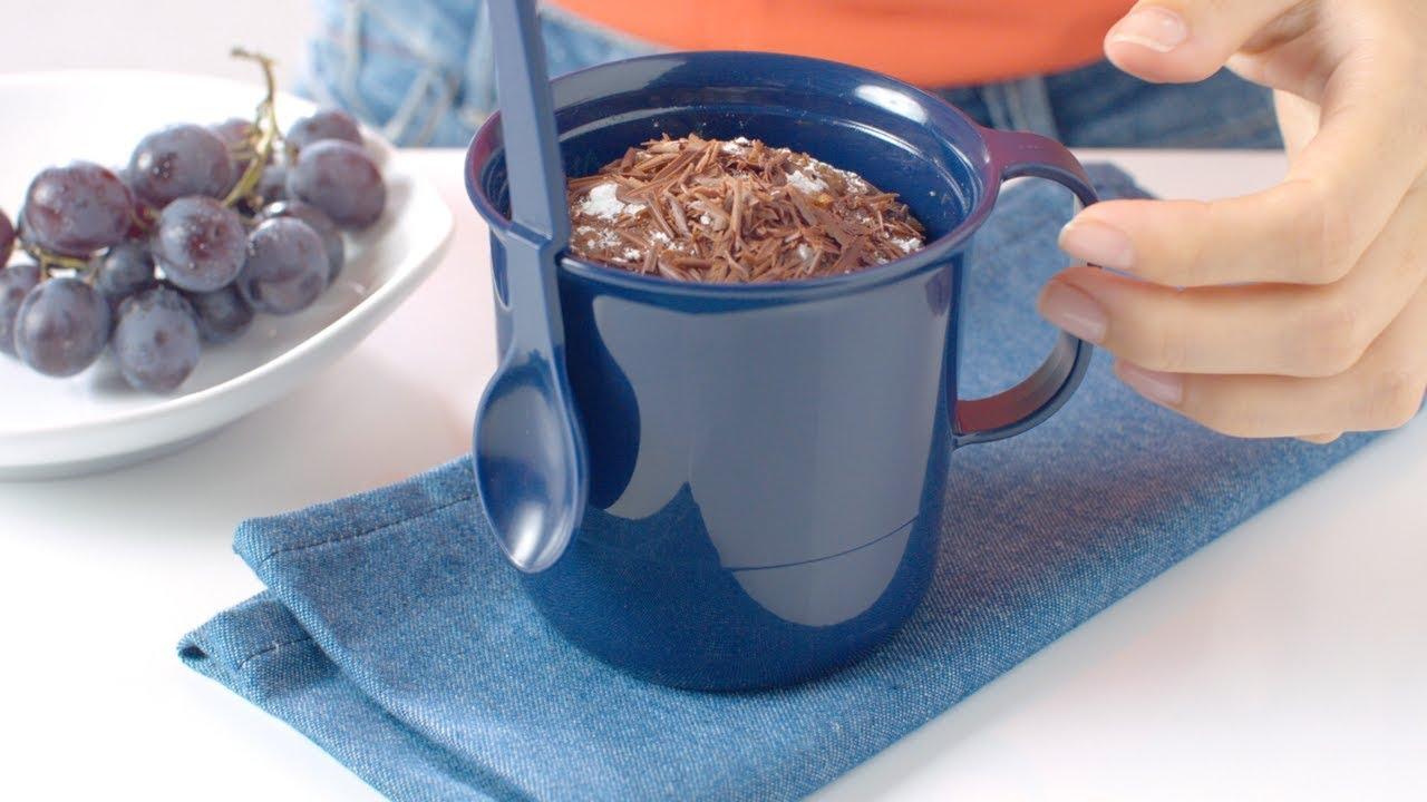Tupperware - Recette Carrot cake minute au Micro Mug Cake