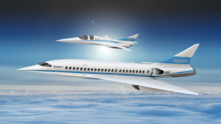 Supersonic Aircraft 3D Printing Gets Boost from Boom Supersonic, Stratasys 919-274-6862 David Menzies
