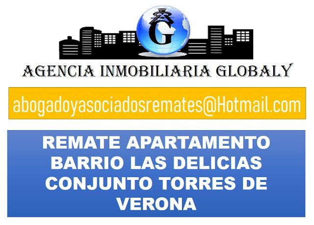 Remate Apartamento Conjunto Torres de Verona Las Delicias Floridablanca