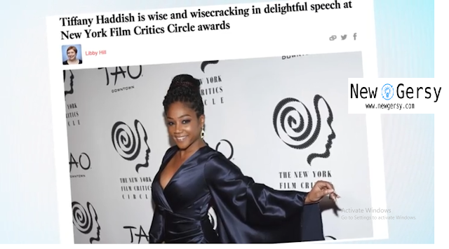 Why Tiffany Haddish Could Be the Future of Comedy