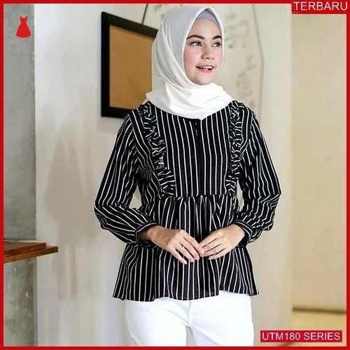 UTM180A75 Baju Alpin Muslim Atasan UTM180A75 0B4 | Terbaru BMGShop
