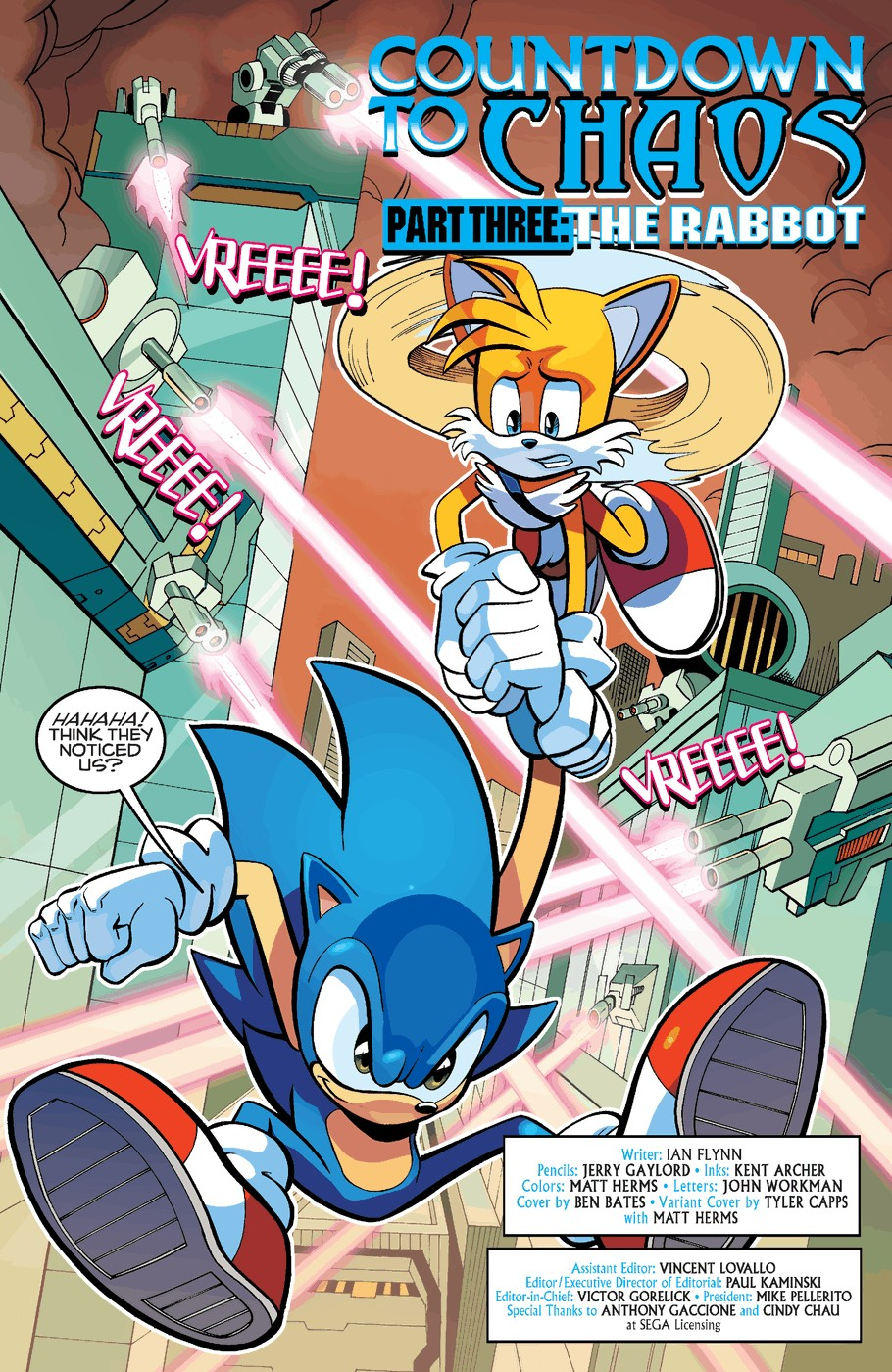 Read online Sonic The Hedgehog comic -  Issue #255 - 5